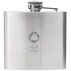 Bullet™ Tennessee hip flask, Laser Engraved