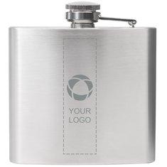 Bullet™ Tennessee hip flask, Laser Engraved