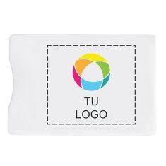 Protector de tarjetas de crédito con bloqueo de RFID y estampado a todo color de Bullet™