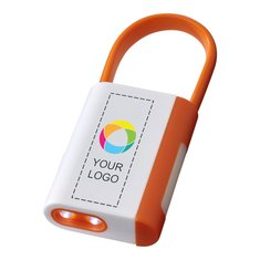 Bullet™ Libra Carabiner Combo Light Full Colour Print
