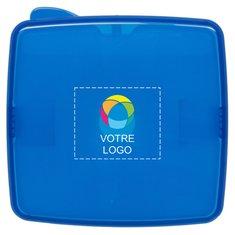 Boîte repas et bloc de congélation Glace de Bullet™ imprimée en couleur