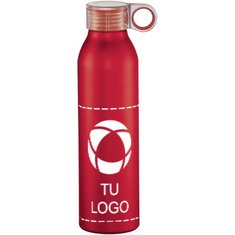 Botella deportiva de aluminio Grom de Bullet™
