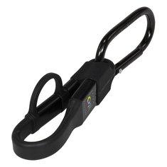 Câble de chargement 3en1 Fold de Bullet™ imprimé en couleur