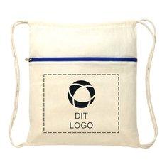 Bullet™ Oregon rygsæk med løbesnor og lynlås