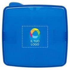 Portapranzo con ghiacciolino e stampa a colori Glace Bullet™