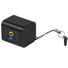 Bullet™ Timbre Bluetooth-speaker met cameraontspanner en full-colour drukwerk