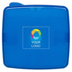 Bullet™ Glace lunchbox met vrieselement en full-colour drukwerk