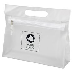 Bullet™ Paulo Transparent PVC Toiletry Bag