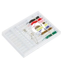 Pocket Pre-Threaded Sewing Kit