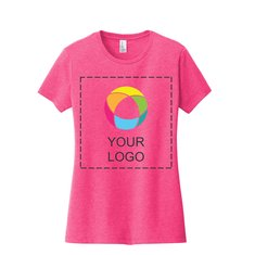 District® Women's Very Important Tee® with Full-Front Print