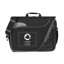 Summit Checkpoint-Friendly Computer Messenger Bag