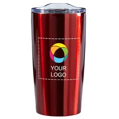 Big Foot 20-oz. Stainless Steel Vacuum Tumbler