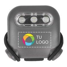 Linterna multifunción con estampado a todo color Pika de Elevate™