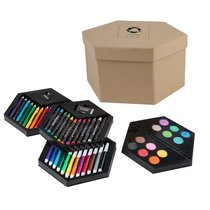 Bullet™ 52 Piece Colouring Set