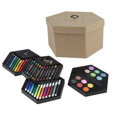 Bullet™ 52 Piece Colouring Set