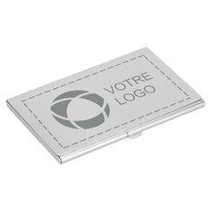 Porte-cartes de visite gravé au laser New York de Bullet™