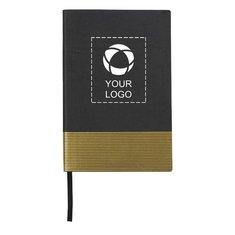 Geschenkset Midas mit Notizbuch und Kugelschreiber von Luxe™