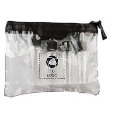 Bolsa de aseo homologada para llevar en el equipaje de mano