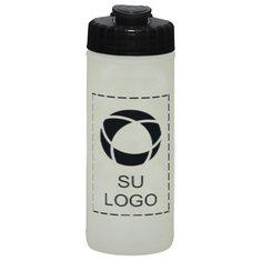 Botella deportiva comprimible clásica de 16 onzas