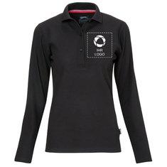 Langärmeliges Polohemd Point für Damen von Slazenger™