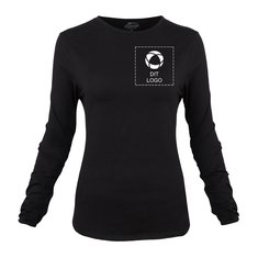 Slazenger™ Curve Women's Long Sleeve T-Shirt