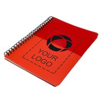 Color Block Notebook - Large