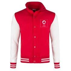 Sweatshirtjacke Varsity von Slazenger™