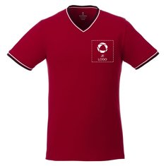Elevate™ Elbert piqué T-shirt met korte mouwen voor heren