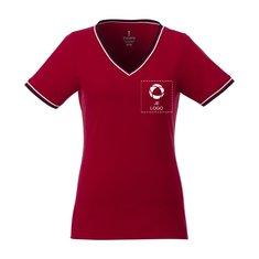 Elevate™ Elbert piqué T-shirt met korte mouwen voor dames