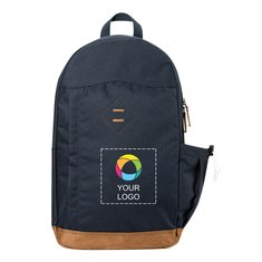 """Slazenger™ Chester 15.6 """" Full Colour Transfer Laptop Backpack"""