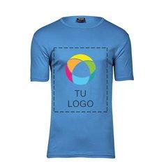 Camiseta de tejido interlock de Tee Jays®