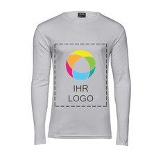 Langärmeliges Interlock-T-Shirt von Tee Jays®