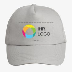 Bedruckte Kappe