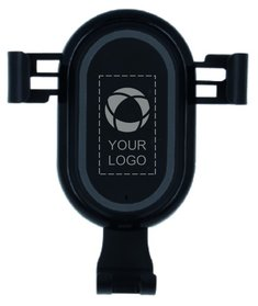 Laus Light Wireless Charging Phone Holder, Laser Engraved