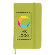 Notizbuch Rainbow S mit Vollfarbdruck