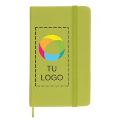 Libreta con estampado a todo color Rainbow S