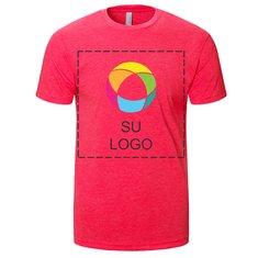 Camiseta Premium ajustada de manga corta con cuello redondo de Next Level™