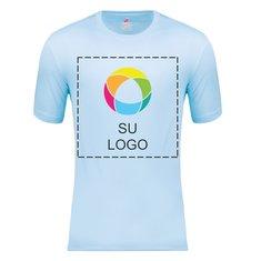 d287c2da648 Camisetas promocionales personalizadas | Promotique by Vistaprint