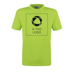 Slazenger™ Ace Kids' Short Sleeve T-Shirt