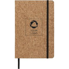 Bullet™ Napa A5 Cork Notebook