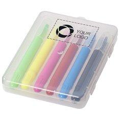 Bullet™ Phiz Retractable Crayons