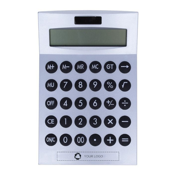 Basics 12-Digit Calculator