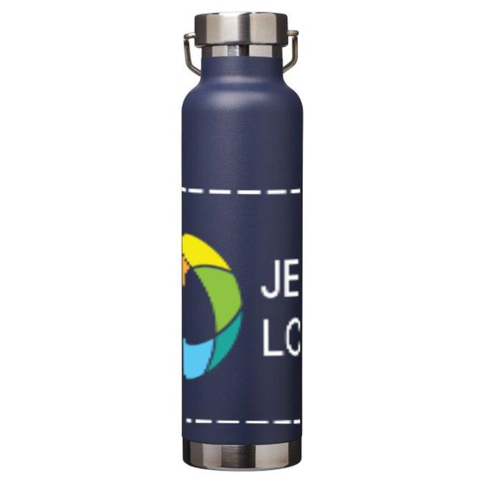Avenue™ Thor fles met koperen vacuümisolatie 650 ml