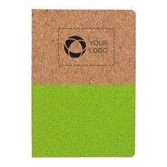 Øko-kork notesbog