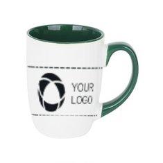 350ml Carnival Ceramic Coloured Mug