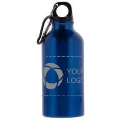 Oregon 350 ml Drinking Bottle with Carabiner, Laser Engraved