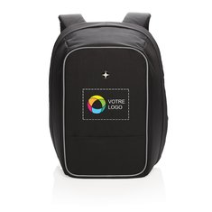 Sac à dos pour ordinateur portable 15,6 pouces anti-pickpocket de Swiss Peak®
