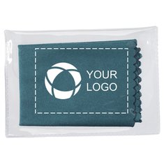 Bullet™ Microfibre Cleaning Cloth In Case