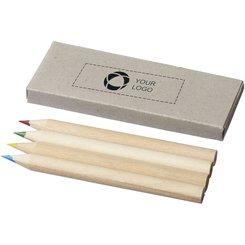 Bullet™ set med fyra färgpennor