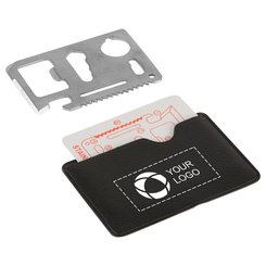 Saki 15-in-1 Tool Card